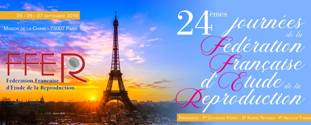 Equipo de CIMAB IBÉRICA estará presente en el 24º edición de las jornadas de la Federación Francesa de Estudio de la Reproducción (FFER)