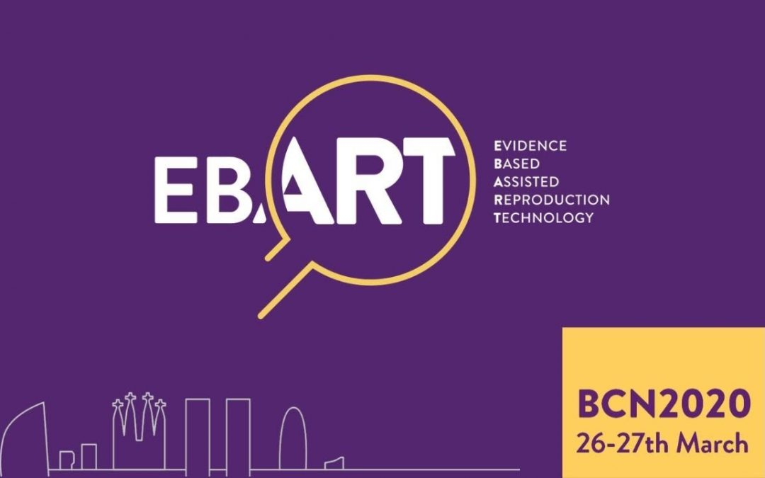 Estaremos en el 3er Congreso  Internacional EBART, organizado por grupo Eugin.